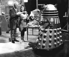 Cushing Peter Daleks Invasion Earth  2150 AD 2 A3 Box Canvas