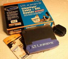 Linksys Etherfast Cable/Dsl Router 100 Mbps Befsr41 ver.2