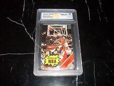 Michael Jordan 1988 Fournier Rules Card WCG 10 - MJ