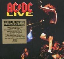 """AC/DC """"LIVE"""" CD SPECIAL DIGIPACK EDITION NEUWARE"""