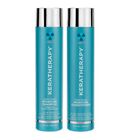 Keratherapy Infused Moisture Shampoo and Conditioner Duo 10.1 oz each