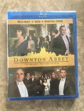 Downton Abbey Movie 2019 2020 Blu-Ray & DVD Canada Bilingual NO DC LOOK