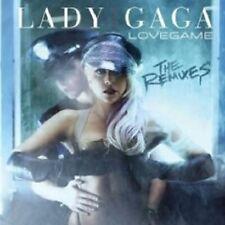"LADY GAGA ""LOVE GAME (THE REMIXES)"" CD SINGLE NEU"