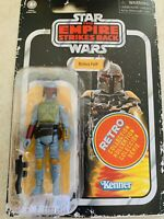 Star Wars Retro Collection Boba Fett Toy Action Figure 3.75