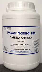 🔥OFERTON 1 KG CAFEINA 100%🔥CAFEINA PURISIMA! ANHIDRA POLVO