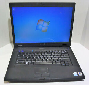 Dell Latitude E5500 15.6'' Notebook (Intel Core 2 Duo 2.00GHz 2GB 160GB Win 10)