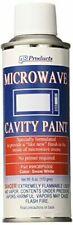 QB Products 98QBP0302 Microwave Cavity Paint 6 oz Snow White