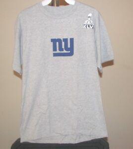 New York Giants NFL Reebok Grey Jason Pierre-Paul #90 Medium T-Shirt