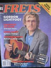 Frets the Magazine for Acoustic String Musicians May 1985