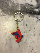 Handmade Spiderman Superhero Inspired Keyring Keychain Gift Item 579B