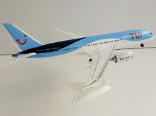 Tui airlines boeing 787-8 1/200 Herpa 557757 dreamliner 787 TUIfly pH-TFL