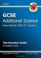 GCSE Additional Science OCR 21st Century Revision Guide - Foundation (with onl,