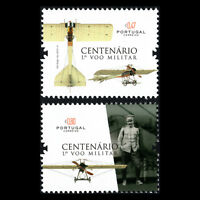 Portugal 2016 - Anniv. of the First Portuguese Military Flight Aviation - MNH
