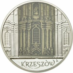[#651039] Coin, Poland, 20 Zlotych, 2010, Warsaw, MS(65-70), Silver