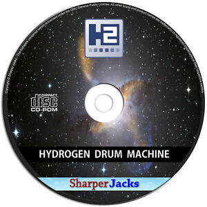 NEW & Fast Ship! Hydrogen Advanced Drum Machine - Create / Play Music Beats - PC