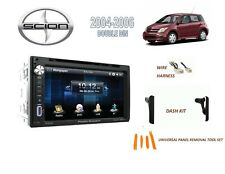 2004-2006 Scion xA Car Stereo Kit, Bluetooth Touchscreen Dvd Usb