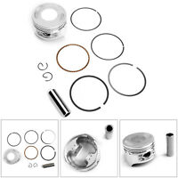 Piston Kit +0.25 For Honda CG200 NO.13101-LA66-0400 Bore Size 63.75mm 200cc P