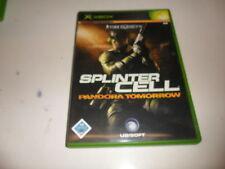 XBox  Tom Clancy's Splinter Cell - Pandora Tomorrow (23)