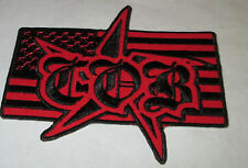 CHILDREN OF BODOM COLLECTABLE RARE VINTAGE PATCH EMBROIDED 2012 METAL LIVE  PUNK