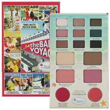 the BALM VOYAGE VOL II 2 Face Palette eye Shadow Blush Bronzer thebalm cosmetics