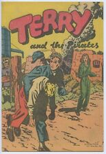 TERRY AND THE PIRATES POPPED WHEAT - High grade!