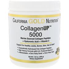 California Gold Nutrition  Collagen UP 5000  Marine Sourced Collagen Peptides