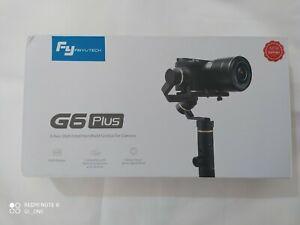G6 Plus le stabilisateur polyvalent et imperméable de Feiyu Tech