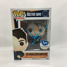 John Barrowman Signed Jack Harkness Doctor Who Funko Pop Doll JSA Coa