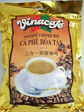 6 BAGS, VINACAFE, INSTANT COFFEE MIX 3 IN 1 ( NEW in bag )