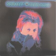 ALDO NOVA, SUBJECT - LP