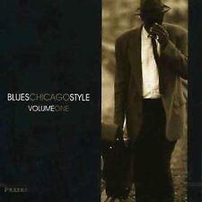 Blues Chicago Style Vol 1. Muddy Waters, Little Walter, Eddie Boyd, Wolf. CD NEW