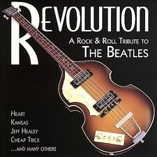 Various Artists : Revolution: Rock Tribute to the Beatles CD