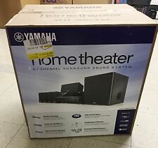 Yamaha YHT-4920UBL 5.1-Channel AV Home Theater System (YHT4920UBL) Bluetooth