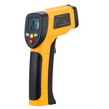 Non-contact IR Digital Infrared Thermometer Temperature Tester Laser Gun -55~650