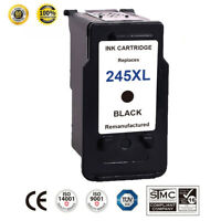 1 PK BLACK PG-245 XL Ink Cartridge For Canon PIXMA MG2520 MG2550 MG2920 MG2922