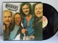 Rockicks Inside RSO Vinyl LP 1977 VG+ RS-1-3012