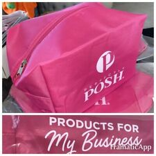PEREFECTLY POSH PRODUCTS FOR MY BUSINESS STARTER KIT BAG Pink Makeup Bag