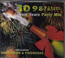 10987654321-New Years Party mix cd maxi single