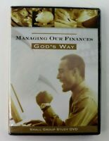 Managing Our Finances, God's Way (DVD) Brand New Sealed