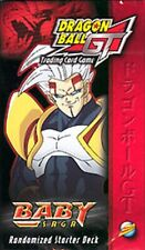 1x  Baby Saga: Randomized Starter Deck New Sealed Product - Dragon Ball GT Score