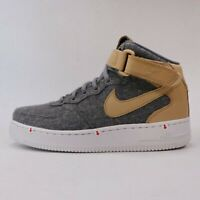 Nike Wmns Air Force 1 07 Mid LTHR PRM With Discoloration Women US7 857666-100