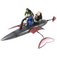 "Studio Ghibli Howl's Moving Castle Figure Cominica ""Flight kayak"" Japan NEW"