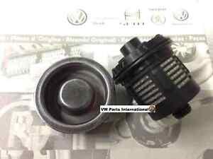 Genuine VW Golf MK5 R32 Haldex Oil Filter Worldwide Shipping 4Motion 02D 598 574