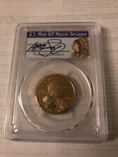 2003-S Sacagawea PCGS PR70DCAM Native American Dollar Thomas Cleveland (Pop 24!)