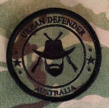 Urban Defender Australia, Patch, Multicam, Military, Team, 2020,Subdued, Morale.