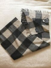 """ABERCROMBIE & FITCH SCARF, Wool-blend Scarf, 13""""X76"""",Men's, NWT,FREE S/P,(V575)"""