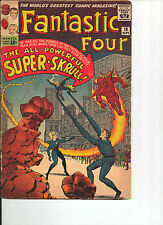 Fantastic Four Silver age Grab Bag 1 Slvr & 2 Brnz and 1 redraw! w/4 of 8 FF m45