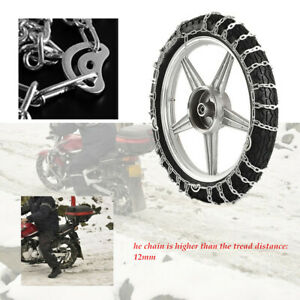 300-18Tire Motorcycle Electric vehicles Anti-Skid Winter Driving Snow Tire Chain