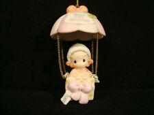 Precious Moments Christmas Ornament-2002 Babys 1St Girl-With Box