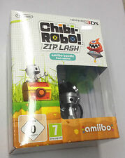 CHIBI ROBO! ZIP LASH  NINTENDO 3DS  NUOVO